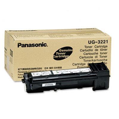 panasonic ug 3221 toner cartridge