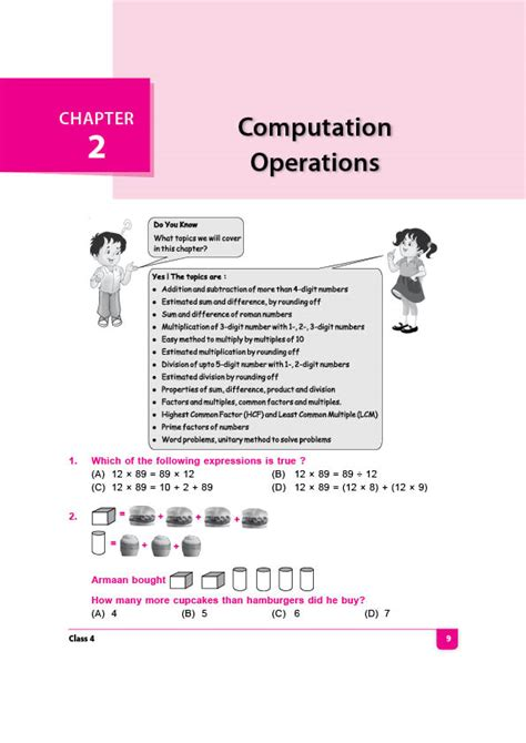 Pcmb Study Section by International Mathematics Olympiad Work Book Class 4