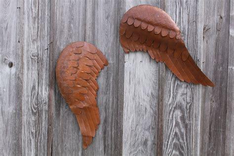 Metal Wings Wall Decor by Metal Wings Angelic Wall Decor