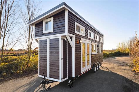 Tiny House Swoon by Custom Tiny Living Home 1