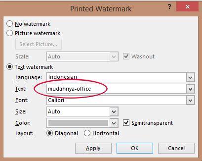 cara membuat watermark di nitro pdf cara mudah menyisipkan watermark di microsoft office word