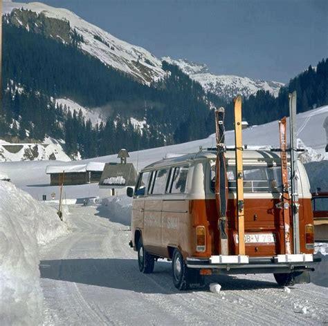 images  partir skier en caravane  pinterest volkswagen cars  facebook