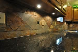 stacked backsplash tile home design ideas