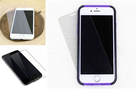 New New Cafele Iphone 77 Plus Free Tempered Glass groopdealz iphone tempered glass new models