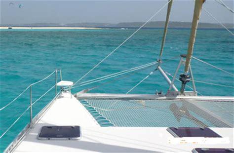 catamaran living sailing and living on a catamaran in the caribbean