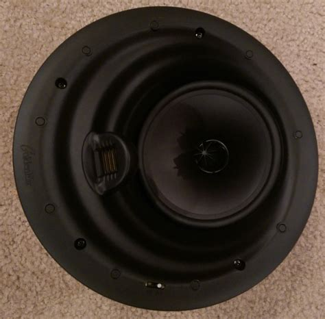 In Ceiling Speakers Reviews by Goldenear Invisa Htr 7000 In Ceiling Speakers Review