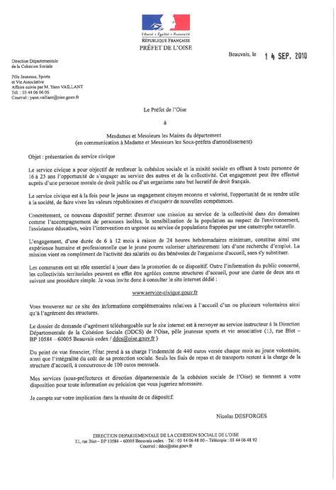Exemple De Présentation D Une Lettre Administrative Modele Courrier Administratif Copie