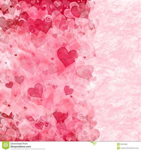 elegant hearts background stock illustration illustration