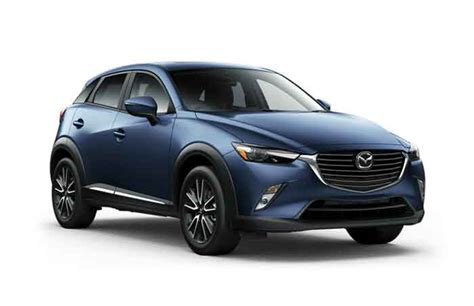mazda car deals 2016 2018 mazda cx 3 leasing best car lease deals specials
