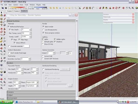 tutorial cesped vray sketchup 23 best images about render revit vray on pinterest