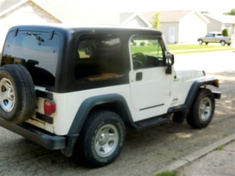 Right Drive Jeep Wrangler Find Used Right Drive 2006 Jeep Wrangler Sport Sport