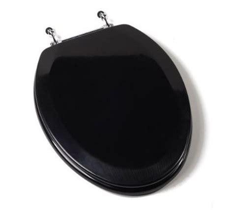 design sleuth  black toilet seat remodelista