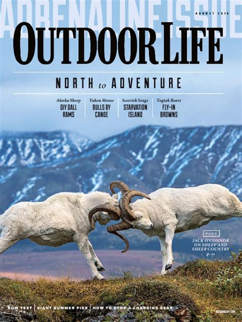 outdoor life outdoor life magazine topmags