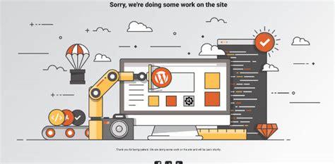 membuat html under construction cara mudah membuat halaman under construction di wordpress