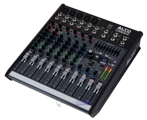 Mixer Audio Alto alto live 802