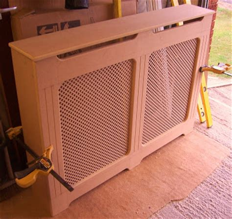 Handmade Radiator Covers - marti crafts handmade storage heater radiator cover