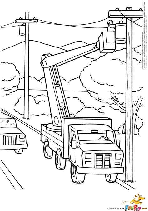 Garbage Truck Coloring Pages Coloring Pages Trash Truck Coloring Pages