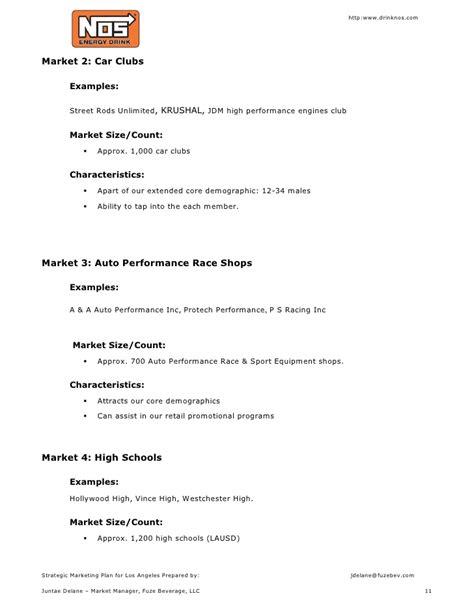business plan format for nightclub sle strategic marketing plan
