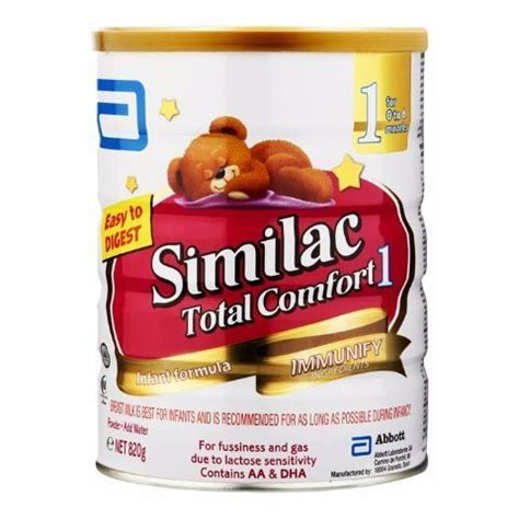 similac total comfort stage 1 baby milk formula juices similac total comfort stage 1