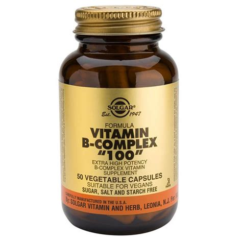 Suplemen Vitamin B Kompleks what is the best complex vitamin