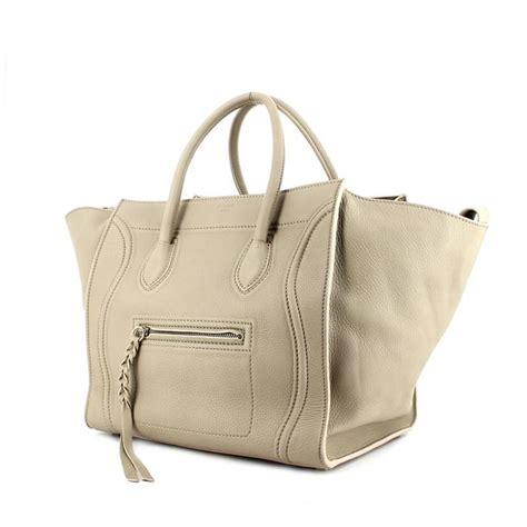 Ceine Phantom 610 8 replica phantom white handbag