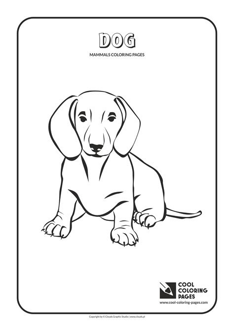 cool coloring pages of dogs clarence coloring pages printable coloring pages