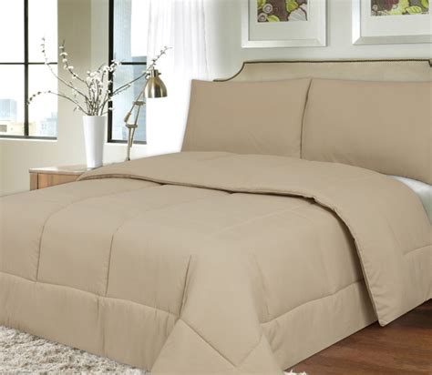 polyester microfiber comforter down alternative polyester comforter box stitch microfiber