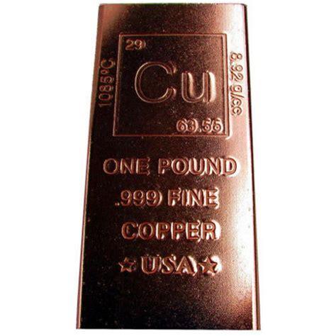 1 lb silver bar buy 1 pound copper bullion bars 999 1 lb l jm bullion