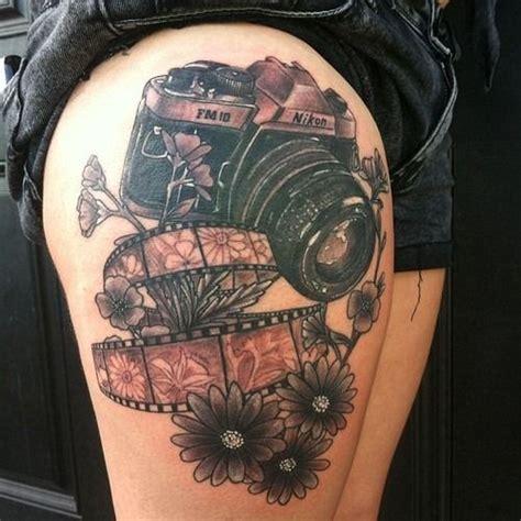 camera tattoo nikon design tattoos