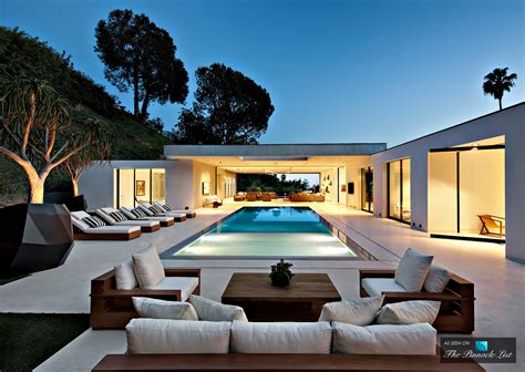 white luxury home design ideas combined with modern beverly hills luxury residence 1012 n hillcrest rd