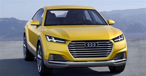 Audi Kurs by Audi Tt Offroad Concept Ein Sportwagen Auf Offroad Kurs