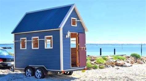 Small Homes Australia The Tiny Abode A Steel Framed Tiny House In Australia