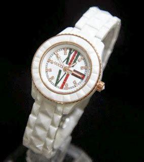 Harga Jam Gucci Zigzag jam tangan gucci keramik gerigi