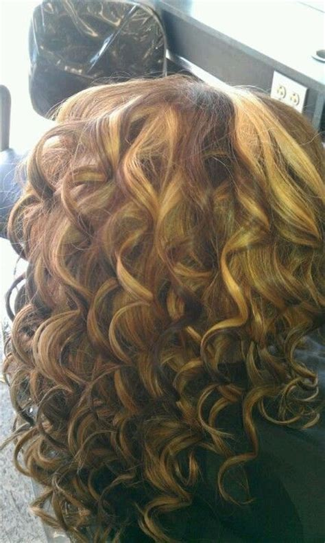 curly hair with lowlights curly hair with highlights and lowlights curly hair with