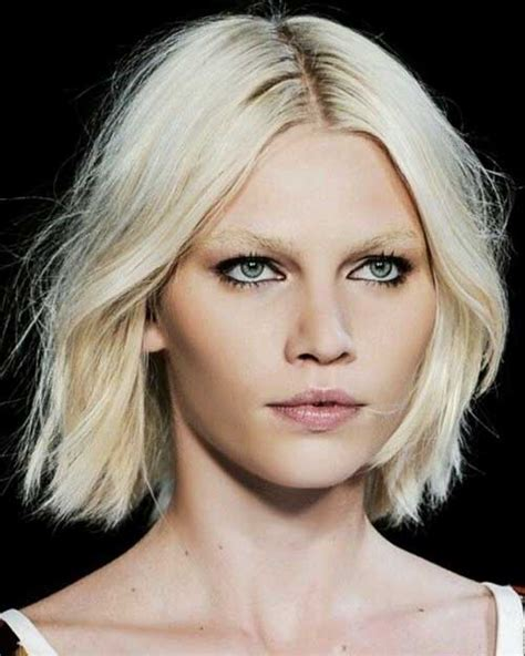 blonde bob centre parting choppy bob hairstyles 2014 2015 bob hairstyles 2017
