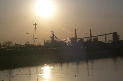 us steel great lakes works map explosion at steel plant in ecorse kills worker 171 cbs detroit