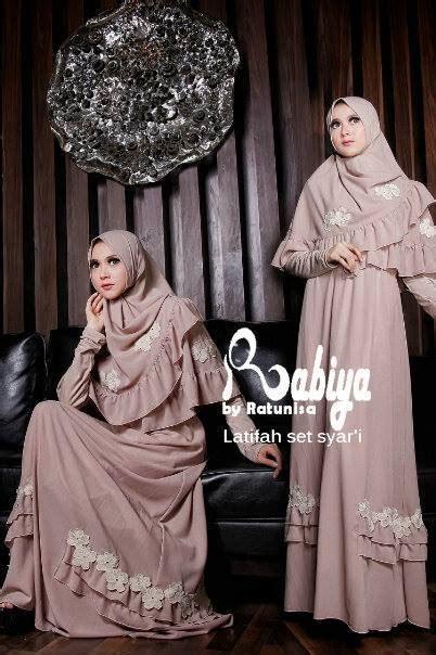 Zoelle Syari Ori By Eric Summer latifah dress syar i coksu baju muslim gamis modern
