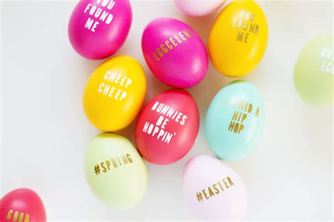 easter eggs 9 bright and beautiful easter egg ideas yesterday on tuesday
