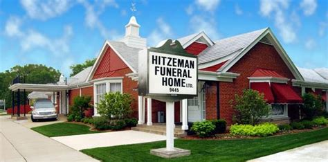 hitzeman funeral home brookfield illinois