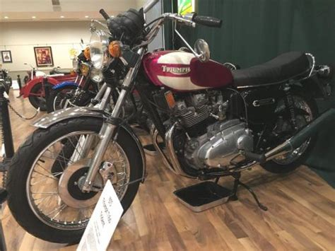 Tridans Original 100 buy 1975 triumph trident on 2040 motos