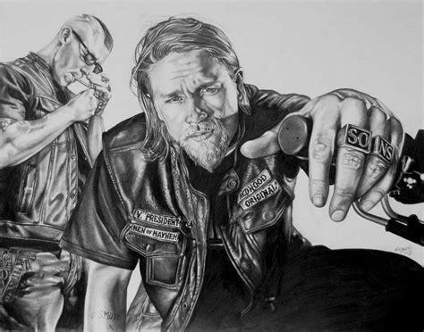 jax teller tattoos sons of anarchy jax and juice by draw4u deviantart com on
