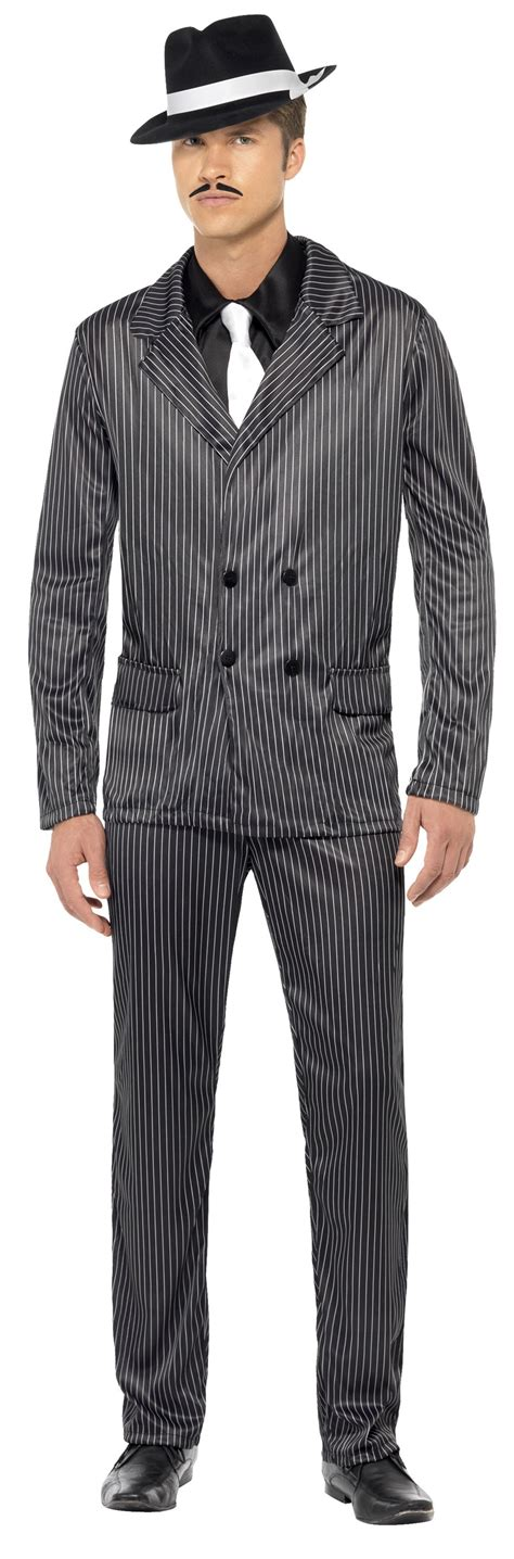 mens 20s costumes costume discounters gangster mens costume 20s and gangster costumes mega