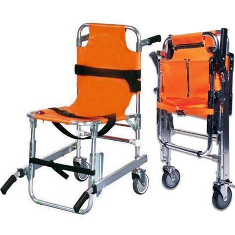 sedia scendiscale sedia portantina da evacuazione a 2 ruote my in