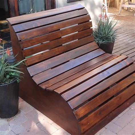 diy fabriquer un banc de jardin en bois floriane lemari 233