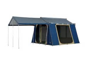 Awning Warehouse Oztrail Canvas Cabin Tent 12 X 9 Kangaroo Tent City And Bbqs