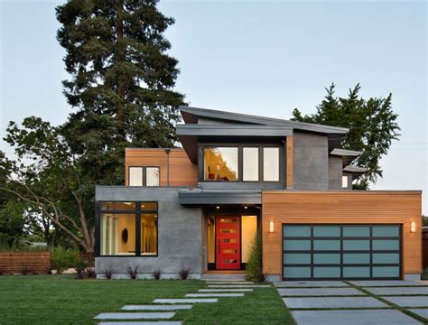 great contemporary exterior of home zillow digs