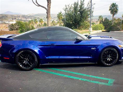 mustang kits 2015 2017 mustang wide kit fits gt v6 eco 4