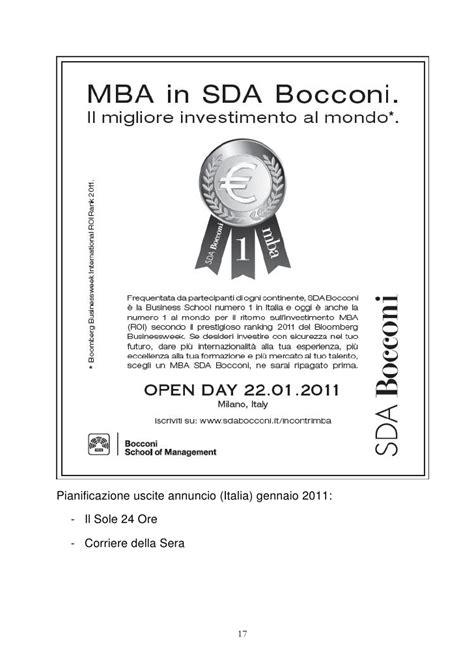Sda Bocconi Mba Average Salary by Sda Bocconi News Rankings