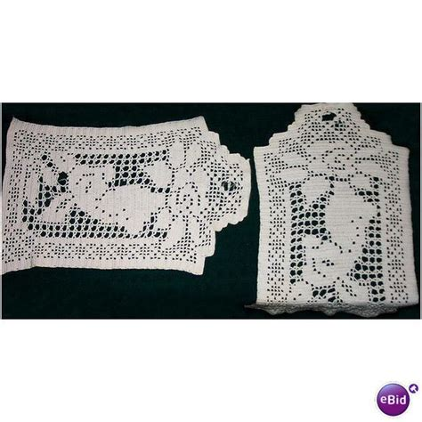 armchair doilies lot of two armchair doilies labor intensive work on ebid united states 34019450