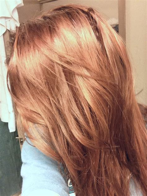 ulta salon hair glaze from class to date night ulta red hair glaze review